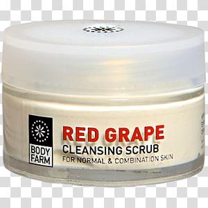 Cream Exfoliation Lip balm Face Cleanser, Face PNG clipart