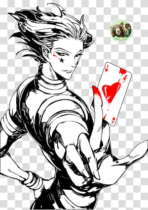 Hisoka Kurapika Gon Freecss Hunter × Hunter Desktop , others PNG