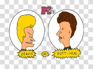 Butt-head Beavis Television show Animated film, butthead PNG