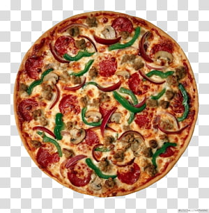 mozzarella pizza with pepper, Pizza delivery Italian cuisine Restaurant Food, Pizza PNG clipart