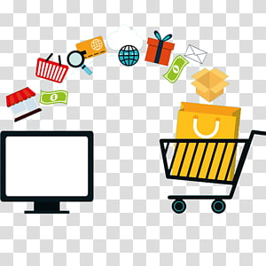 Online shopping E-commerce Retail Sales, Business PNG