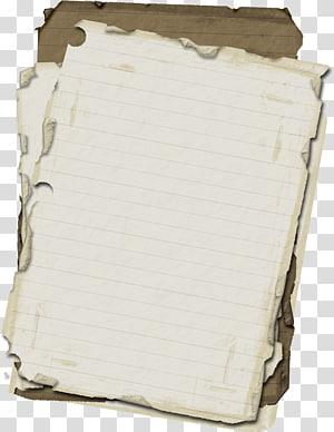 Paper Scrap Notebook , paper PNG