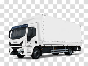 Light commercial vehicle Iveco Truck, truck PNG