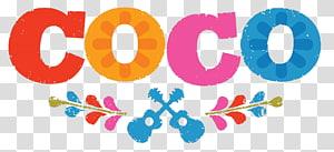 Coco movie logo, Coco Logo PNG