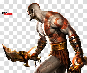 God of War III God of War: Ascension God of War: Origins Collection God of War: Chains of Olympus, Kratos 18 PNG clipart