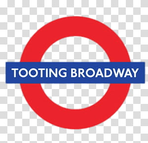 toothing broadway text, Tooting Broadway PNG