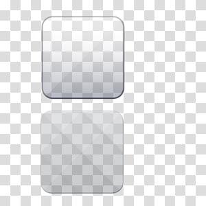square blue frame illustration, Square Angle Pattern, Square glass PNG