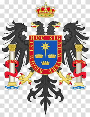 Holy Roman Empire Spain Coat of arms House of Habsburg, Double Headed Eagle PNG