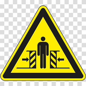 Warning label Warning sign Safety ISO 7010 Brīdinājums, megafone PNG clipart