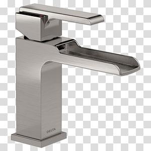 Faucet Handles & Controls Bathroom Baths Sink Kitchen, open water faucet PNG