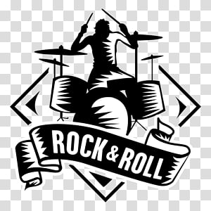T-shirt Rock music Logo, rock music PNG clipart