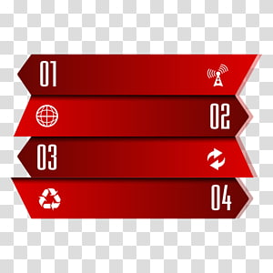 Infographic Bar chart, PPT element PNG clipart