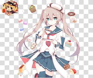 Anime Rendering Blender, Anime PNG clipart