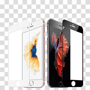 iPhone 7 Plus iPhone X iPhone 6 Plus Screen Protectors Toughened glass, tempered PNG