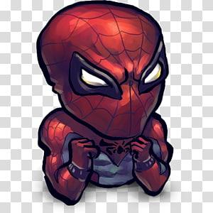 Spider-Man illustration, fictional character superhero, Comics Spiderman Baby PNG clipart