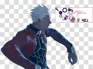 Fate/stay night Archer Shirou Emiya Saber Fate/Zero, fate stay night PNG