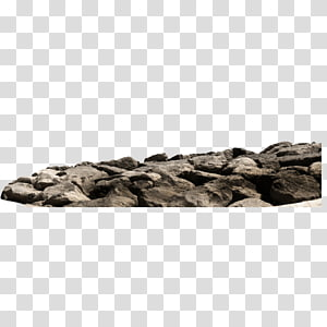 brown stone , Icon, Stone ground PNG clipart