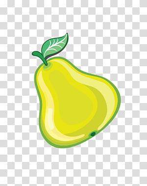 Pear Fruit Auglis, Pear fruit PNG