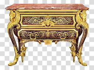 Marquetry Commode Louis XIV furniture French furniture, others PNG clipart