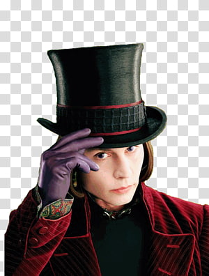 Willie Wonka, The Willy Wonka Candy Company Charlie and the Chocolate Factory Charlie Bucket YouTube, johnny depp PNG