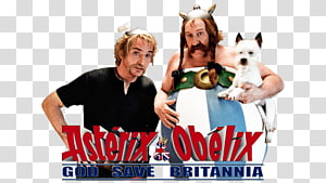 Obelix Asterix and Son Asterix and the Banquet Asterix films, Asterix And Obelix God Save Britannia PNG clipart