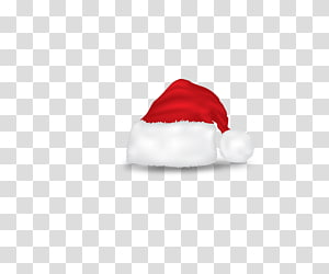 christmas santa claus hat PNG clipart