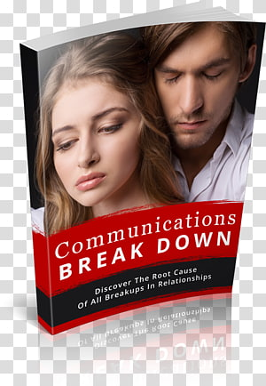 Breakup E-book Communication Interpersonal relationship, book PNG clipart