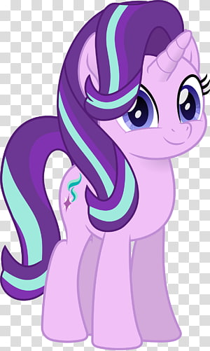 Pony YouTube Equestria Daily, starlight PNG clipart
