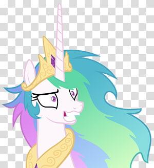 Princess Celestia Pony Twilight Sparkle Princess Luna Pinkie Pie, Enchantress PNG