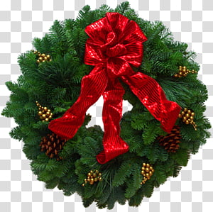 Wreath Christmas decoration Christmas ornament Christmas tree, creative christmas wreath PNG clipart