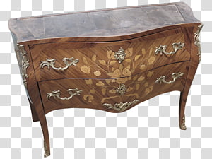Chest of drawers Louis Quinze Commode Furniture, Commode PNG clipart