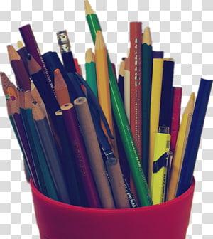 Paper Colored pencil, A pen filled pen PNG clipart