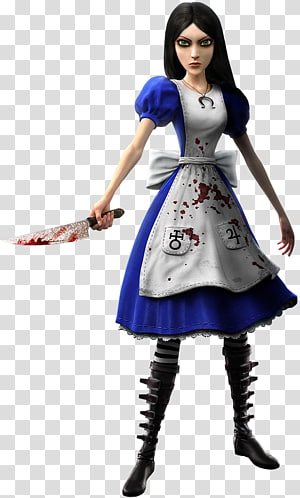 Alice Liddell Alice: Madness Returns American McGee\'s Alice The Mad Hatter Alice\'s Adventures in Wonderland, alice PNG clipart
