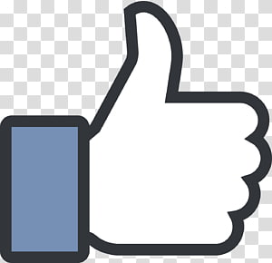 Facebook like illustration, Social media Facebook City Thumb signal Like button, Like New s PNG clipart