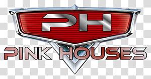 Lightning McQueen Mater Cars Pixar, pink house PNG clipart