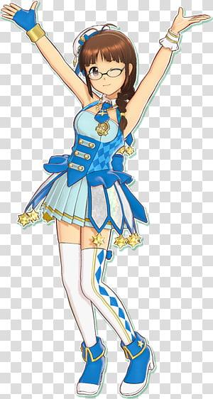 The Idolmaster Platinum Stars Ritsuko Akizuki PlayStation 4 THE IDOLM@STER PLATINUM MASTER Seiyu, Ritsuko Kawai PNG