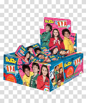 Chewing gum Tutti frutti Chiclets Riclan Bubble gum, chewing gum PNG