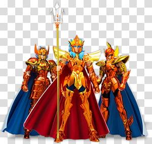 Pegasus Seiya Athena Aries Shion Poseidon Gemini Saga, poseidon PNG clipart