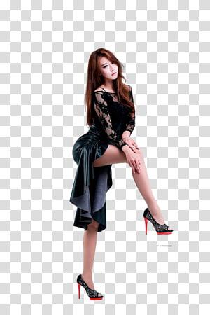 Shoe Model Clothing, female leg PNG