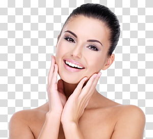 Cream Skin whitening Smile Face , Estetica PNG clipart