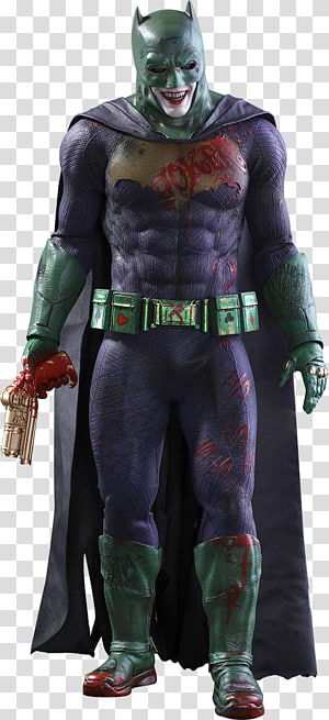 Joker Batman Hot Toys Limited Sideshow Collectibles Action & Toy Figures, joker PNG