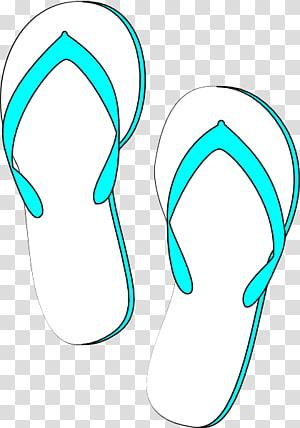 Shoe Flip-flops Open , flip flops PNG clipart