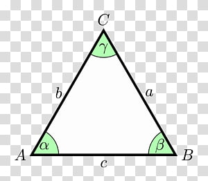 Equilateral triangle Equilateral polygon Median Right triangle, cycle PNG