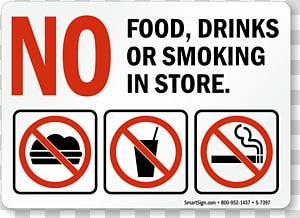 Drinking Food Smoking , No Food And Drinks PNG clipart