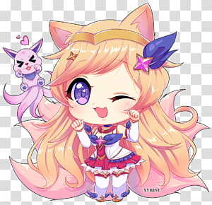 League of Legends Ahri Fan art Work of art, League of Legends PNG