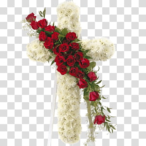 Flower Floristry Morrow Florist Wreath Funeral, flower PNG