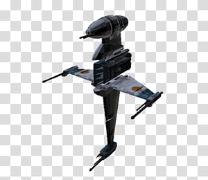 Star Wars Rogue Squadron II: Rogue Leader GameCube B-wing, star wars PNG
