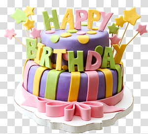 Happy Birthday cake, Birthday cake, Birthday Cake PNG clipart
