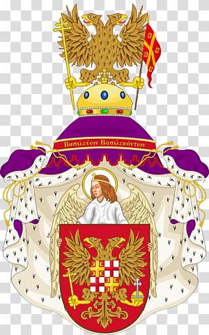 Byzantine Empire Constantinople Roman Empire Byzantium Latin Empire, coat PNG