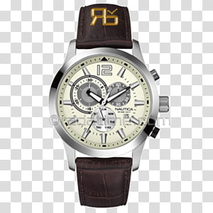Watch strap Leather Tissot, watch PNG clipart